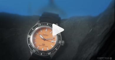 Neue VDST Uhr von Certina