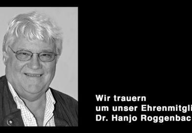 Nachruf auf Hanjo Roggenbach